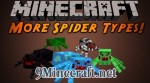 More Spider Types Mod