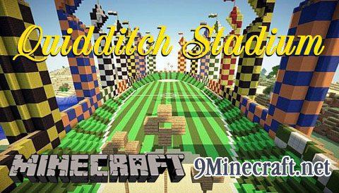 Quidditch Stadium Map 9minecraft Net