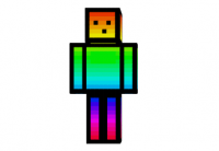 Rainbow-man-skin