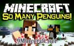 Rancraft Penguins Mod 1.7.10/1.7.2/1.6.4