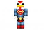 Super Chicken Skin