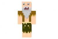 Survival-man-skin