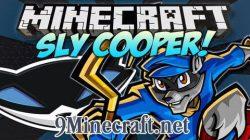 Thievius-Raccoonus-Sly-Cooper-Mod
