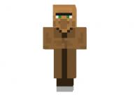 Villager-skin