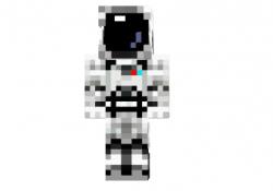 Astronauten-skin