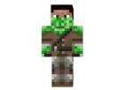 Creeper-hunter-skin