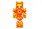 Fire Knight Skin