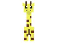 Giraffe-skin