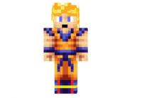Goku-skin