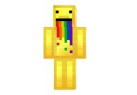 Gold-man-skin
