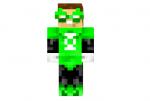 Green Lantern Skin