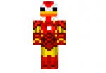 Iron Chicken Skin