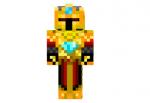 King knight Skin