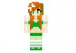 Leprechaun-girl-mystical-skin