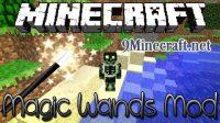 Magic-Wands-Mod