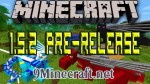 Minecraft 1.5.2 Pre-release