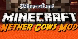Nether-Cows-Mod