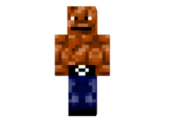 The-thing-skin