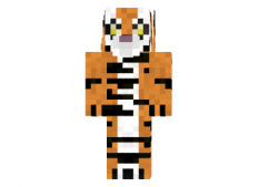 The-tiger-skin