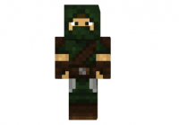 Woodland-hunter-skin