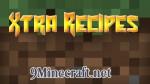 Xtra Recipes Mod 1.7.10/1.5.2