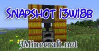 Snapshot 13w18b