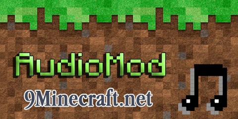 Audiomod Minecraft 1 1 0