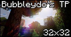 Bubbleydos-texture-pack