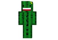 Cactusman-skin