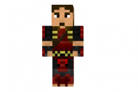 Elf-samurai-skin