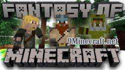Fantasy-of-Minecraft-Mod