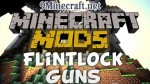 Flintlock Weapons Mod 1.7.2/1.6.4/1.5.2