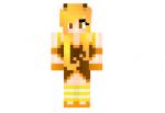 Giraffe-girl-skin