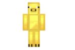 Gold Pig Skin