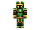 Green Knight Original Skin