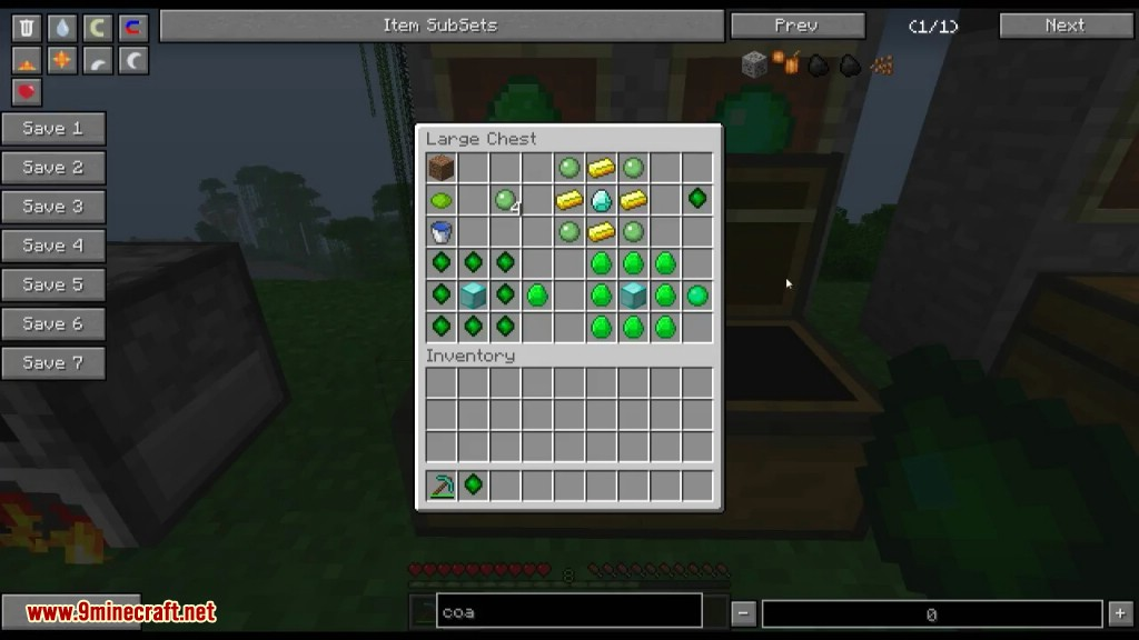 Jerry's Mod Crafting Recipes 1