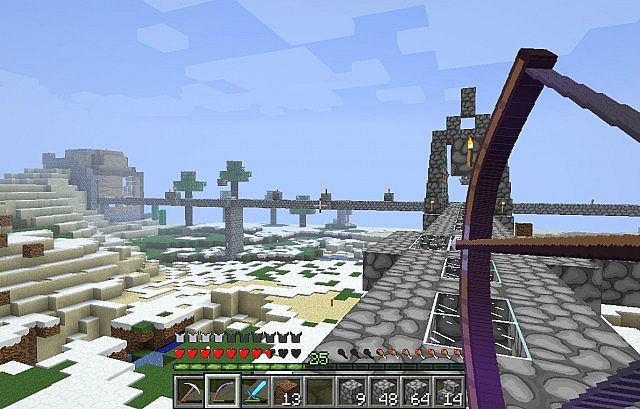 List Of Minecraft Texture Packs 9minecraft Net