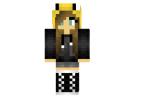 Pac Man Girl Skin