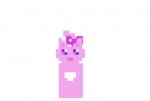 Pink Cat Skin