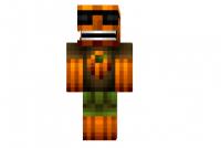 Pumkin-man-skin