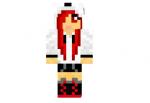 Red Panda Girl Skin