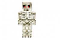 Skeleton-skin