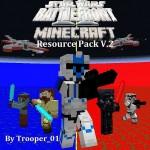 Star Wars Battlefront 2 Resource Pack 1.8.7/1.8