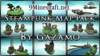 Steampunk-Style-Map-Pack