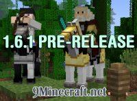 Minecraft 1.6.1-Pre-release