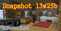 Snapshot 13w25b