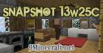 Snapshot 13w25c