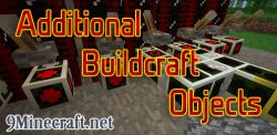 Additional-BuildCraft-Objects-Mod
