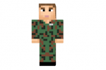 Army Dude Skin