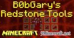 B0bGary's Redstone Tools Mod 1.6.4/1.5.2
